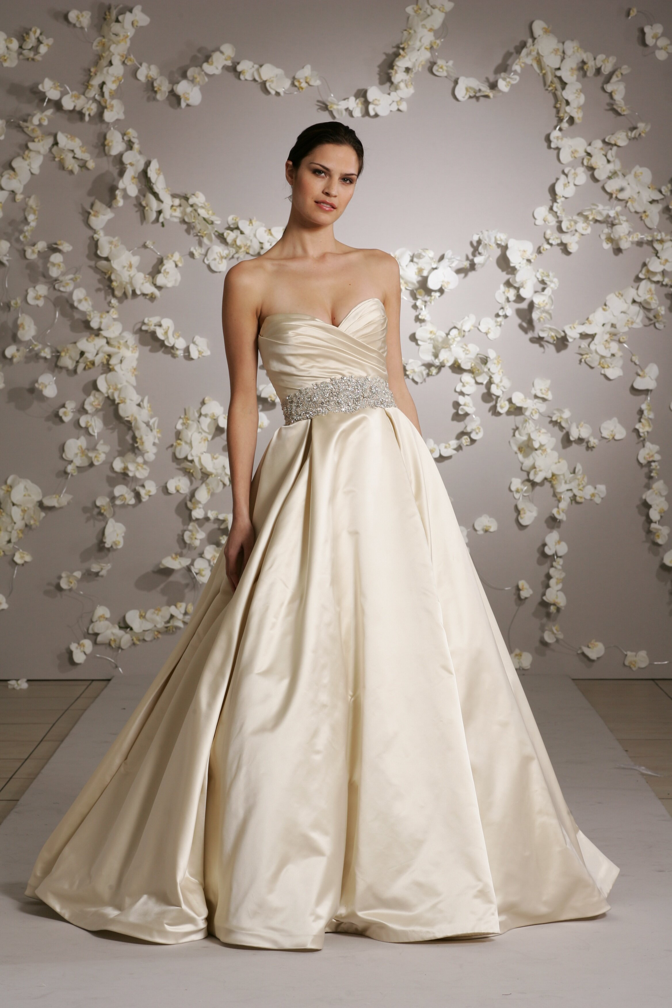 Lazaro Ball gown wedding dresses: Pictures ideas, Guide to buying ...