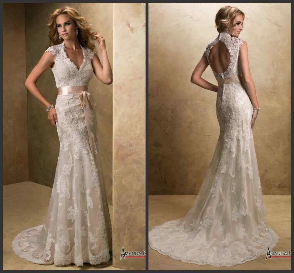 Lazaro Lace wedding dresses Photo - 7