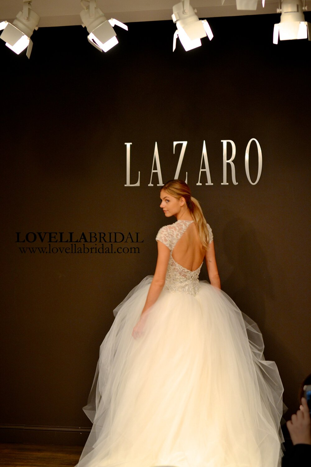Lazaro wedding dresses 2014 pictures ideas guide to for Where to buy lazaro wedding dresses