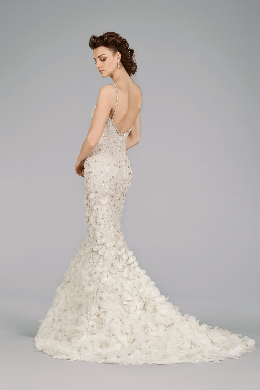 27 innovative lazaro wedding dresses website
