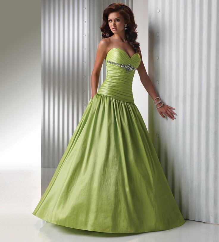 Lime Green Wedding Dresses Pictures Ideas Guide To
