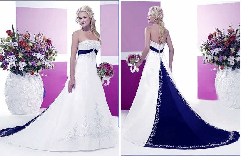 Ads By Amazon Navy Blue And White Wedding