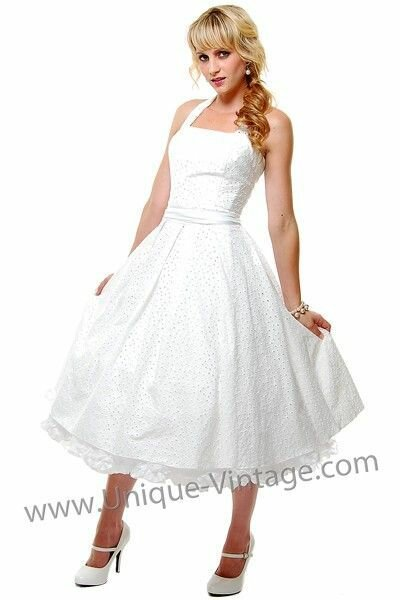 Pin up girl style wedding dresses: Pictures ideas, Guide to buying ...