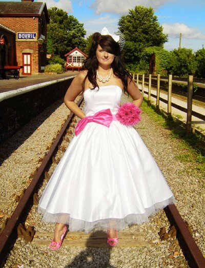 Pin up style wedding dresses: Pictures ideas, Guide to buying ...