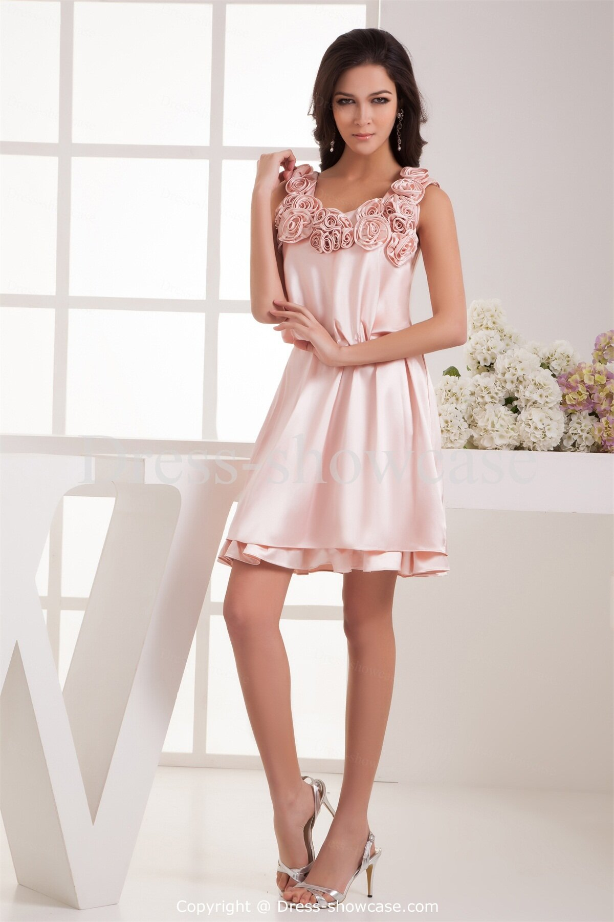 Pink dresses for wedding guest pictures ideas guide to for Guest of wedding dresses