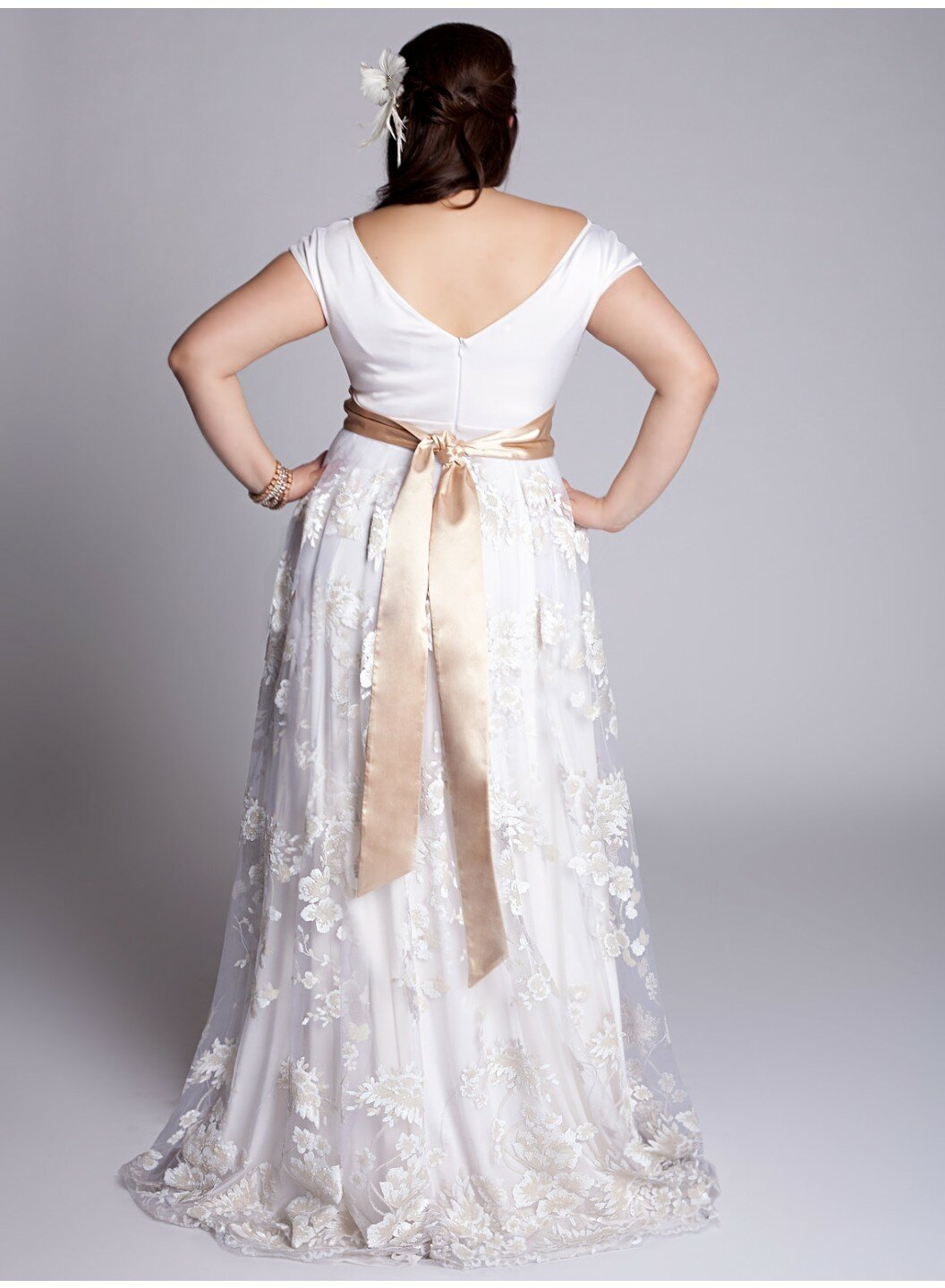 plus size colored wedding dresses pictures ideas guide