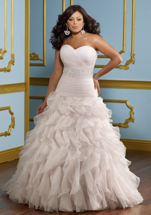 Plus Size Couture Wedding Dresses Photo 1