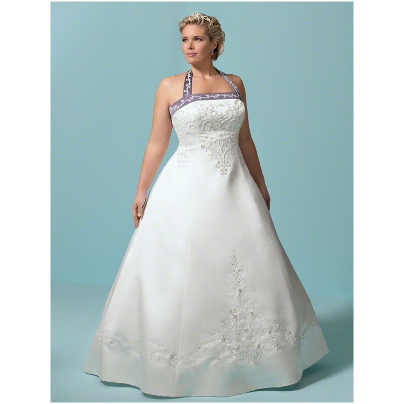 Plus size hawaiian wedding dresses pictures ideas guide for Hawaiian wedding dresses plus size