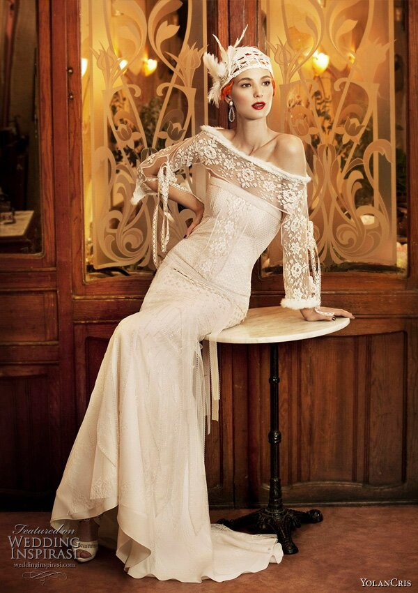 Plus size retro wedding dresses Photo - 2