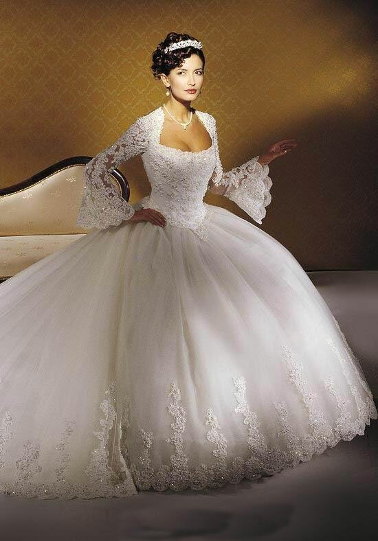 Plus size retro wedding dresses Photo - 7