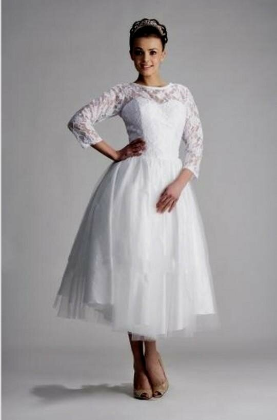 Retro Plus Size Wedding Dresses: Pictures Ideas, Guide To Buying U2014 Stylish Wedding  Dresses