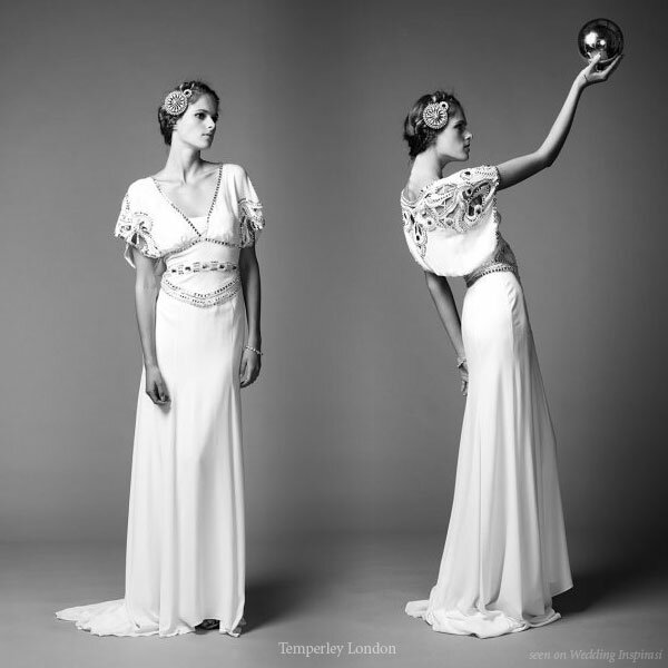 Retro wedding dresses Photo - 9