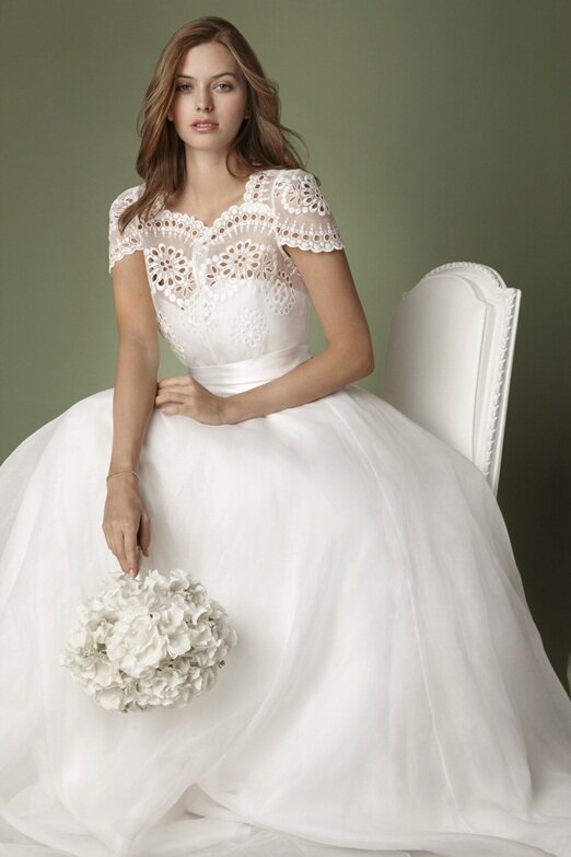 Retro wedding dresses Photo - 10