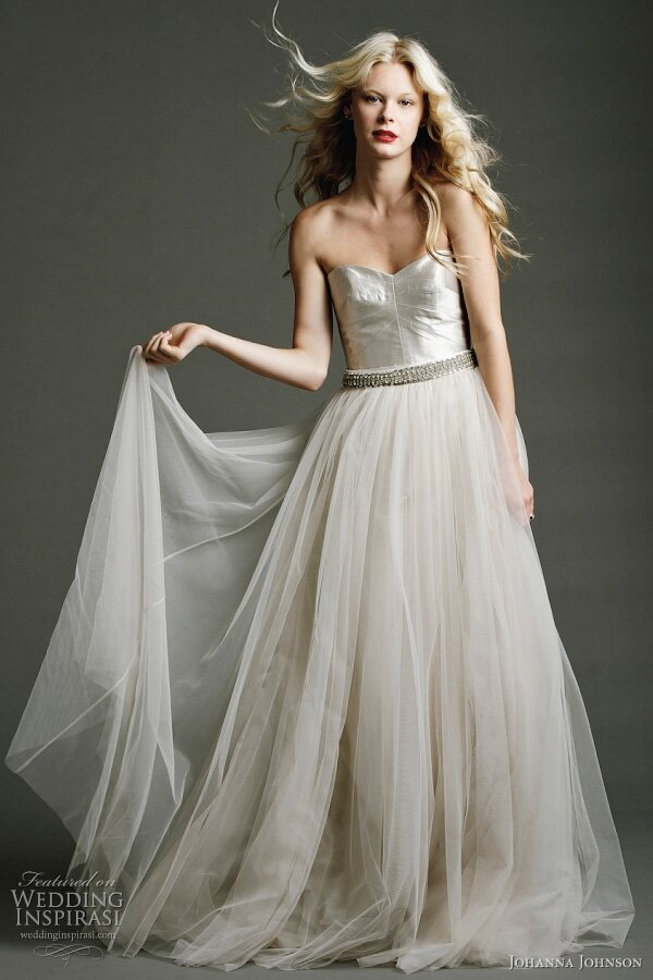 Retro wedding dresses Photo - 5