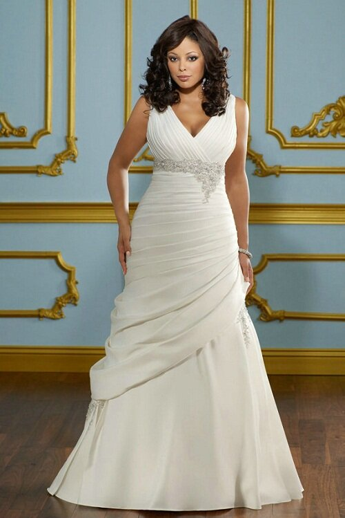 Retro Wedding Dresses Plus Size Pictures Ideas Guide To Buying