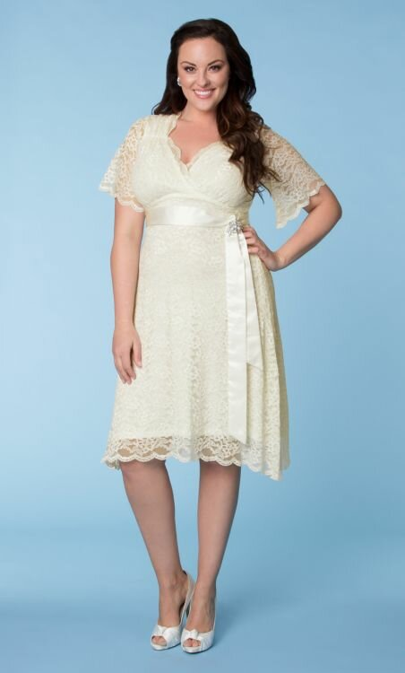 Retro wedding dresses plus size: Pictures ideas, Guide to buying ...