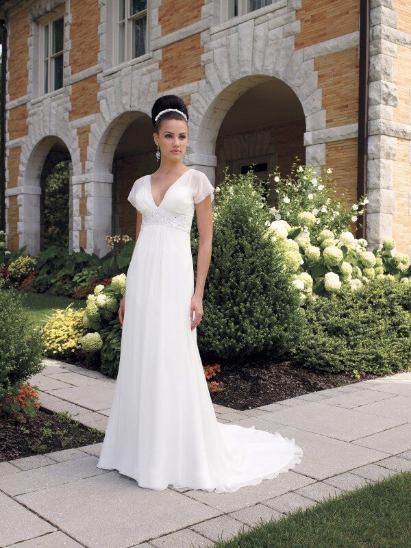 Second wedding dresses for older brides photo 7 browse for Wedding dresses second time brides