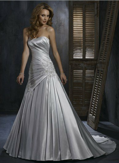 Silver Grey Wedding Dresses Pictures Ideas Guide To Ing