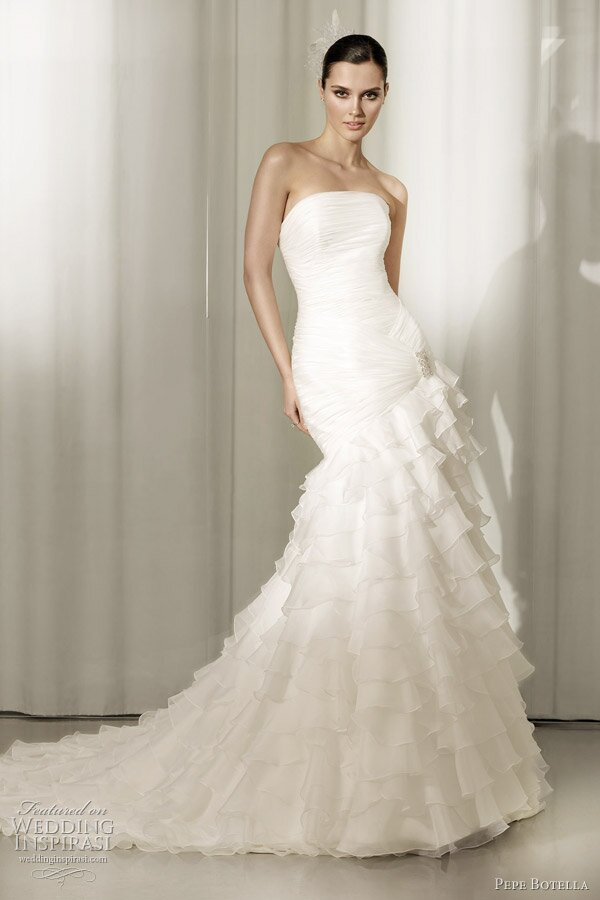 Spanish inspired wedding dresses: Pictures ideas, Guide to buying ...