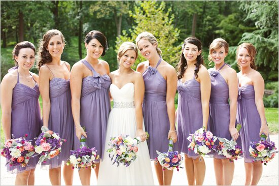 Spring wedding bridesmaid dresses: Pictures ideas, Guide to buying ...