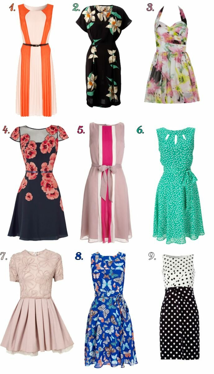 Summer Wedding Guest Clothing