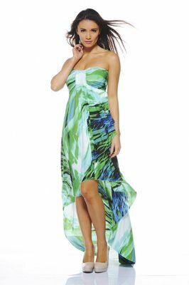 Summer maxi dresses for weddings Photo - 3