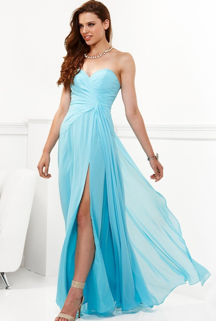 Summer maxi dresses for weddings Photo - 7