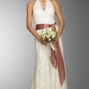 Summer outdoor wedding dresses Photo - 1