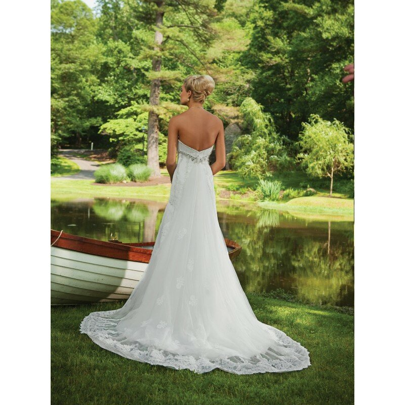 Summer outdoor wedding dresses Photo - 8