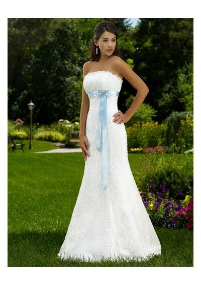 Summer style wedding dresses Photo - 4