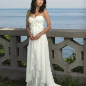 Summer wedding dresses Photo - 1