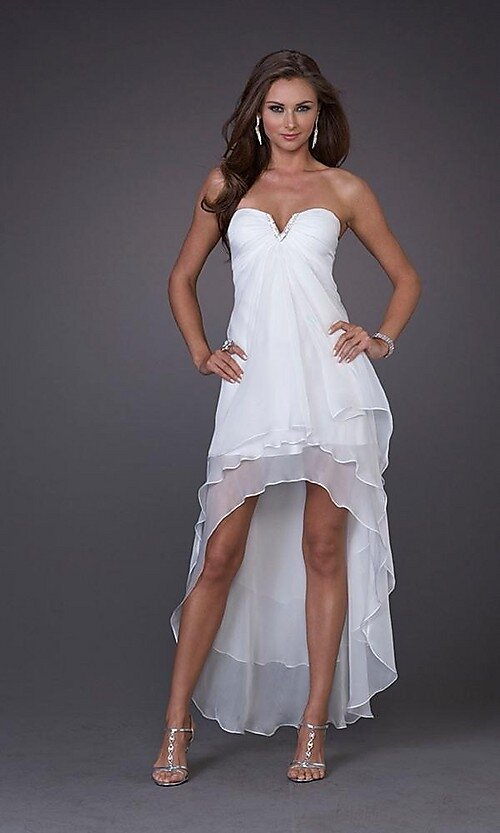 Summer wedding dresses Photo - 10