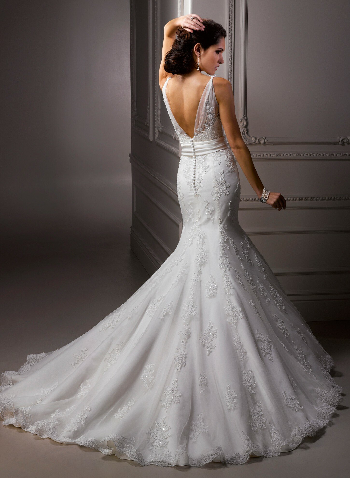 Summer wedding dresses 2013 Photo - 2