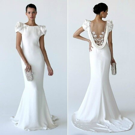 Summer wedding dresses 2013 Photo - 7