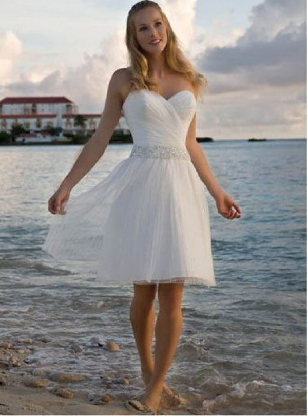 Summer wedding dresses Photo - 5