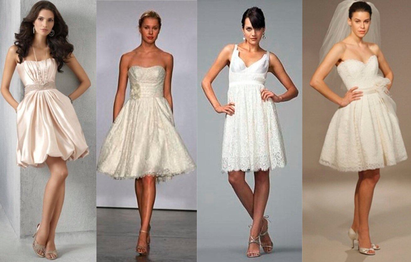 Summer wedding dresses for guests Photo - 6