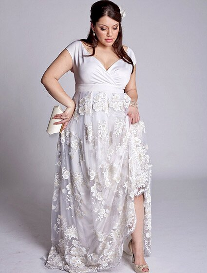 Summer wedding dresses for mother of the bride Photo - 6