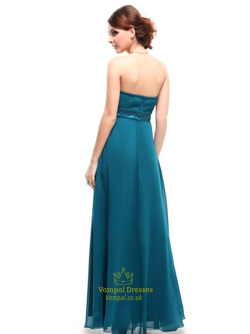 Teal dresses for wedding Photo - 10