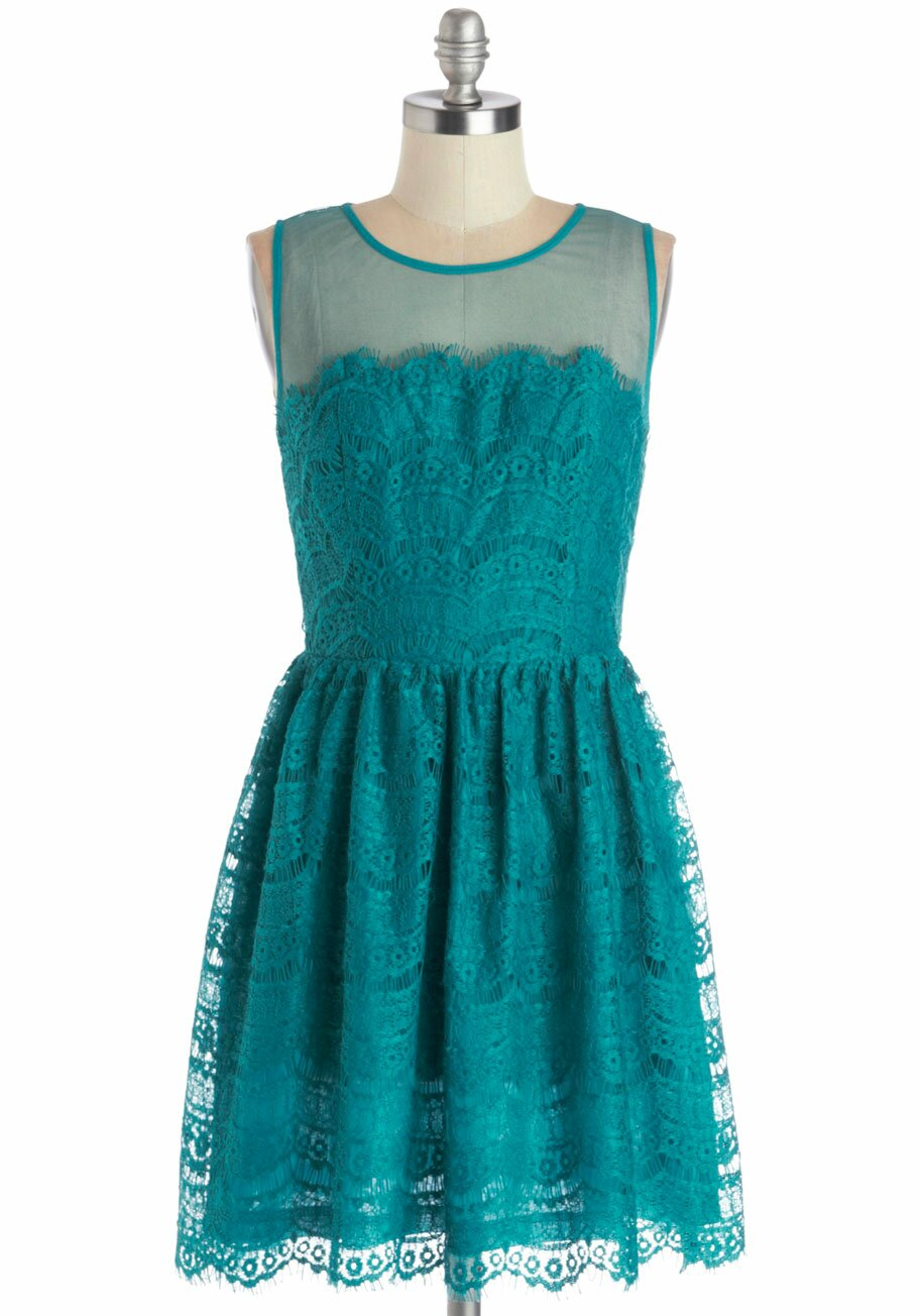 Teal dresses for wedding Photo - 6