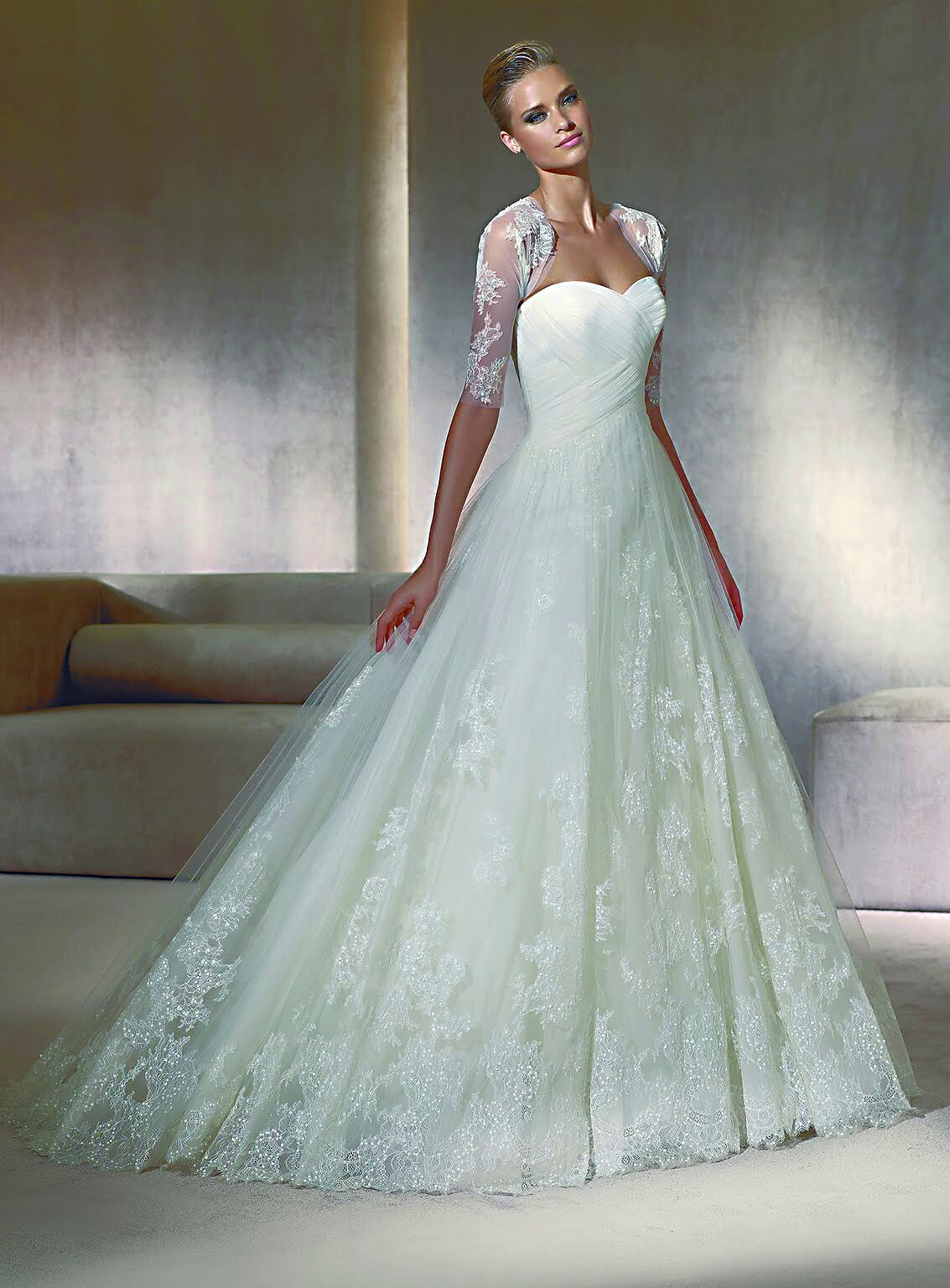 The Most Stylish Wedding Dresses : The most expensive wedding dresses photo browse pictures and