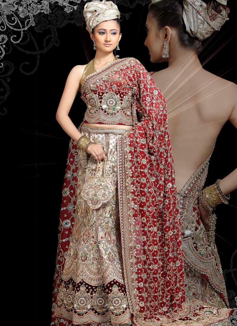 Top 10 Red Wedding Dresses
