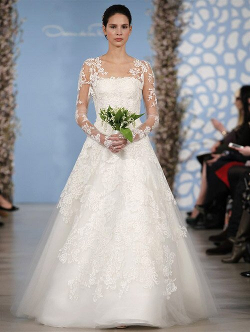 Top wedding dresses 2014: Pictures ideas, Guide to buying — Stylish ...