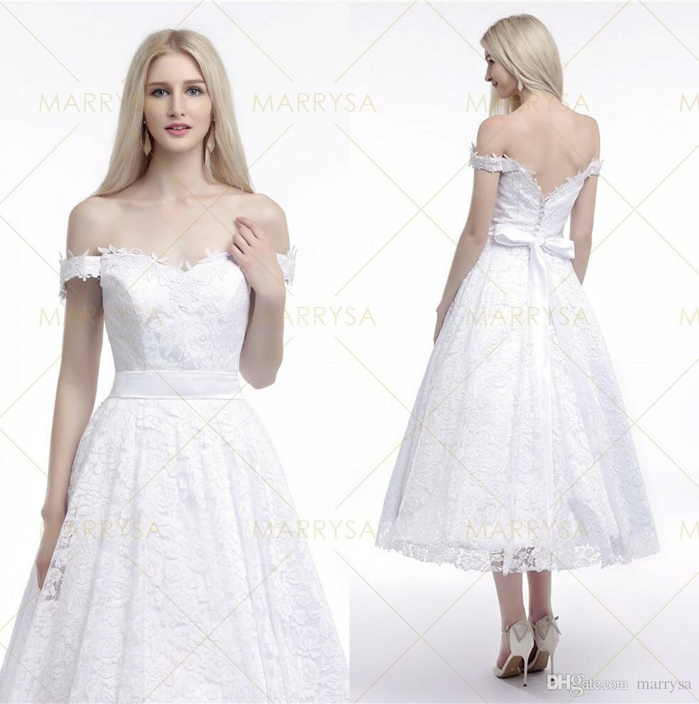 Vera Wang Tea Length Wedding Dresses Pictures Ideas Guide To Buying Stylish