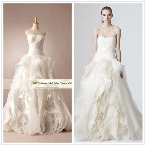 Vera wang vintage wedding dresses pictures ideas guide for Vera wang classic wedding dress