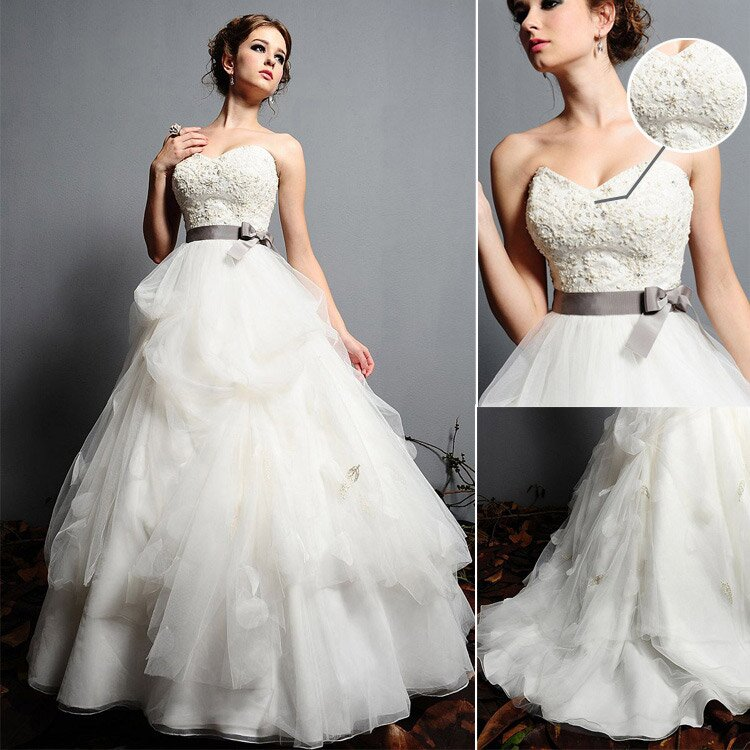 Vintage Inspired Vera Wang Wedding Dress – fashion dresses