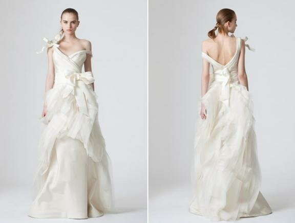 Vera wang vintage wedding dresses pictures ideas guide for Vera wang wedding dresses prices list