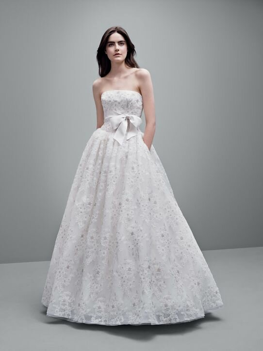 Vera Wang wedding dresses davids bridal Photo - 9