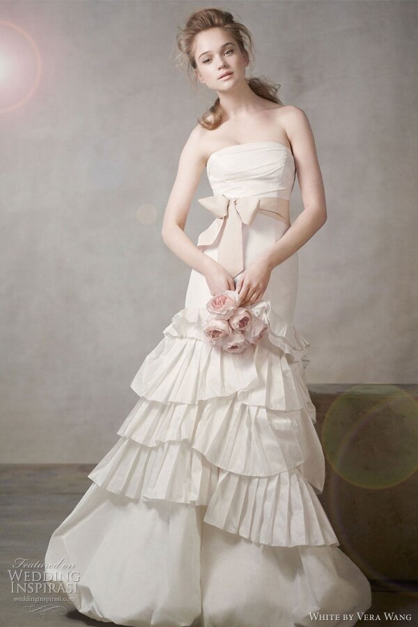 Vera Wang wedding dresses davids bridal Photo - 3