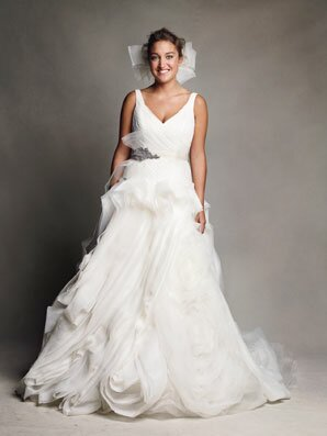 Vera Wang wedding dresses davids bridal Photo - 5