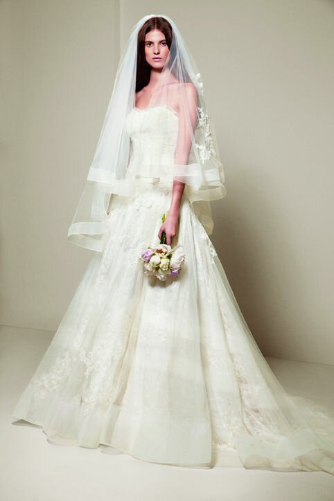 Vera Wang wedding dresses davids bridal Photo - 6